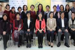 2019年2月15日第一次專家會議於台灣護理學會舉辦