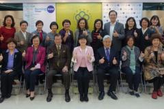 2019年3月16日第一次專家會議於台灣護理學會舉辦