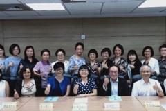 2020年6月8日分組召集人與副召集人會議