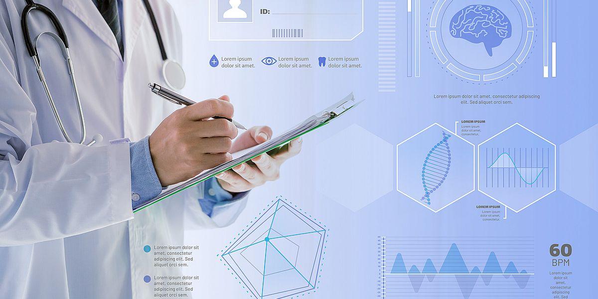 智慧科技在健康照護的新常態 (文:林淑娟)