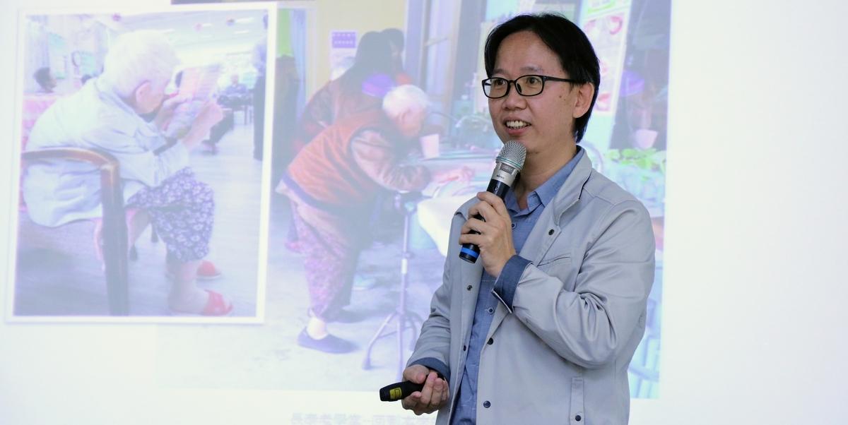 【講座紀實】讓照顧不再是一去不回的流放-自立支援的台灣實踐 (林金立執行長)